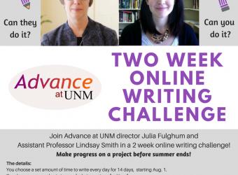 Two week writing challenge (2)