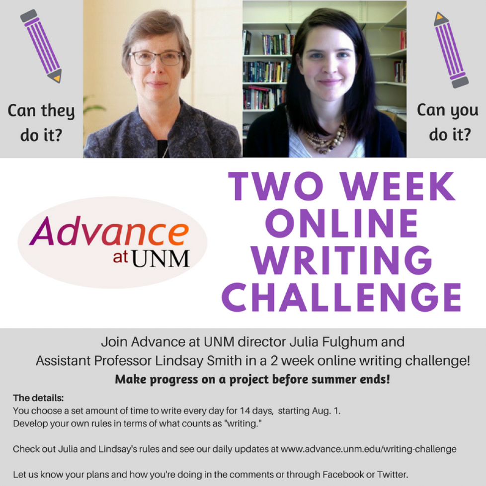Two week writing challenge (2)