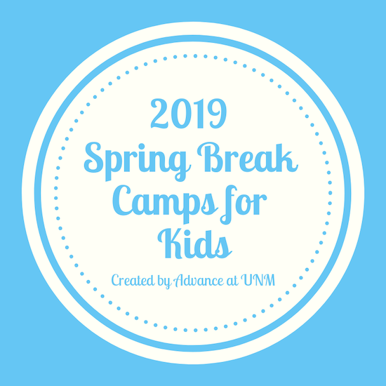 Spring Break Camps for Kids!