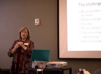 UNM faculty learn tips on how to mentor graduate students